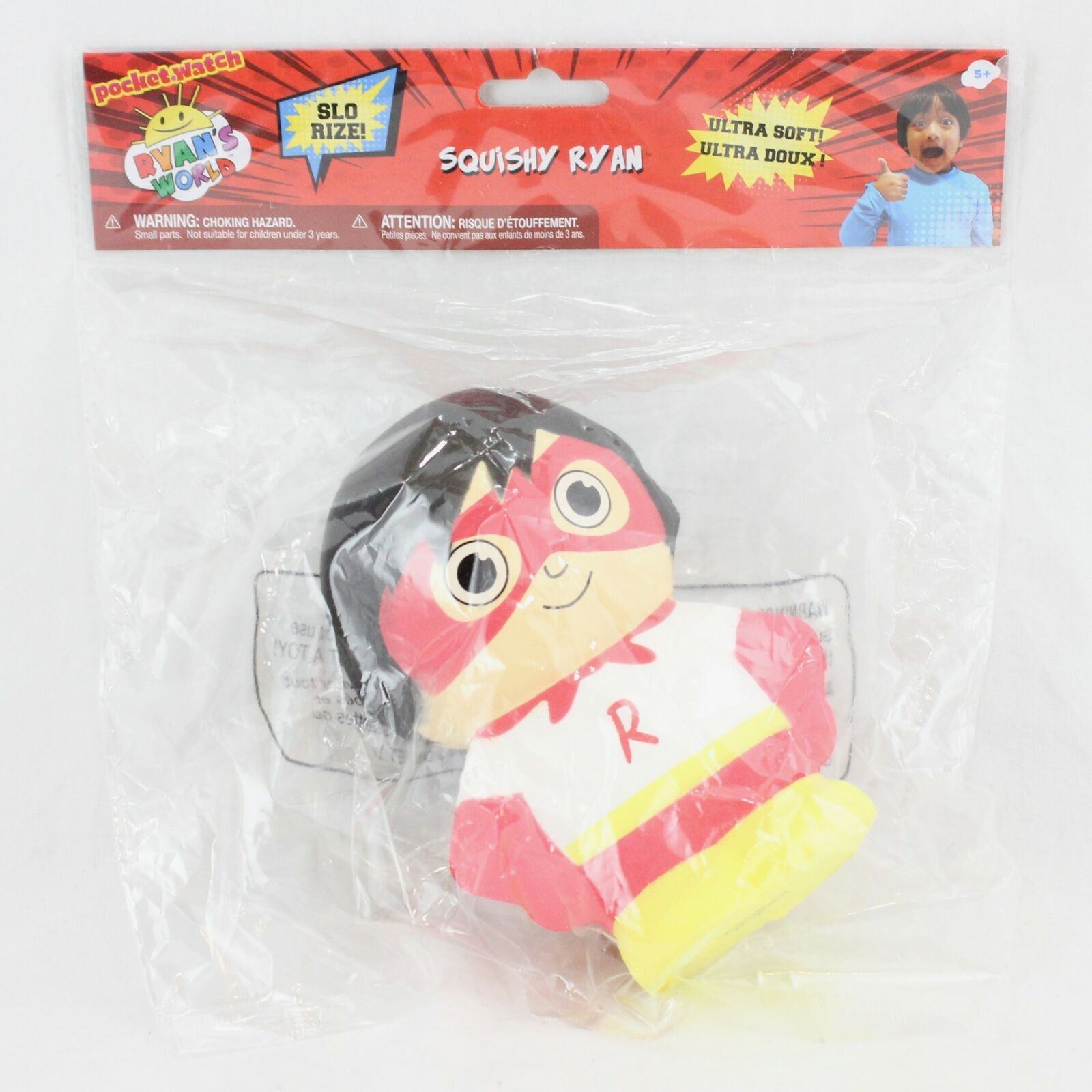Ryan/'s World Ryans TOY REVIEW squishies Squishy figure personnage NOUVEAU SLO Rize