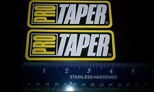2 Pro Taper Decals Stickers CR KX YZ RM 125 250 KTM 450