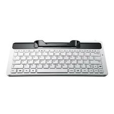 Samsung 7.7 inch Full Size Keyboard Dock for Galaxy Tab P6800  - EKD-K18AWEGSTA