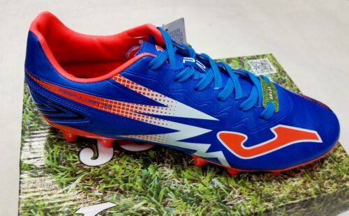 Authentic Joma Propulsion 604 Royal Firm Ground Soccer Cleats