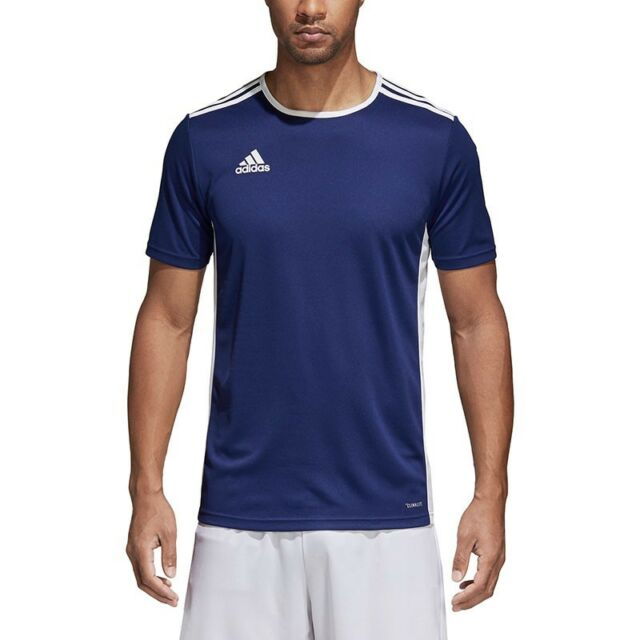 Adidas T Shirt Hommes Entrada 18 Climalite Court Manche