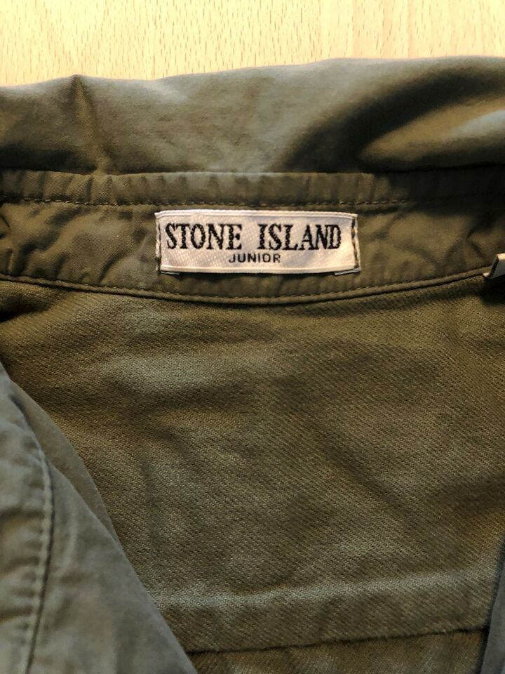 Jakke, Army jacket, Stine Island