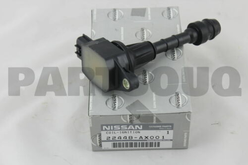 22448AX001 Genuine Nissan COIL ASSY-IGNITION 22448-AX001