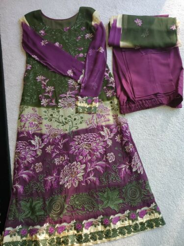 Indian Embroidery Suite