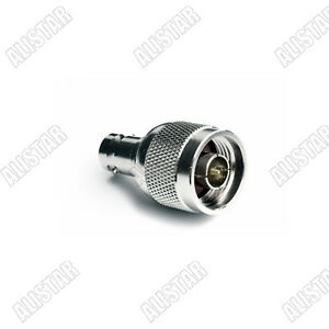 5pcs-BNC-female-jack-to-N-Type-male-plug-Straight-Coaxial-RF-Adapter-connector