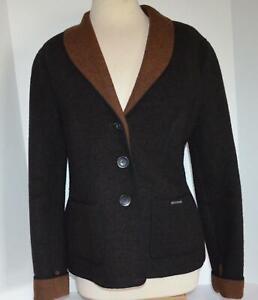Geiger of Austria  Womens Coat Jacket 100% PURE NEW  Wool  Size US 10  EU 40