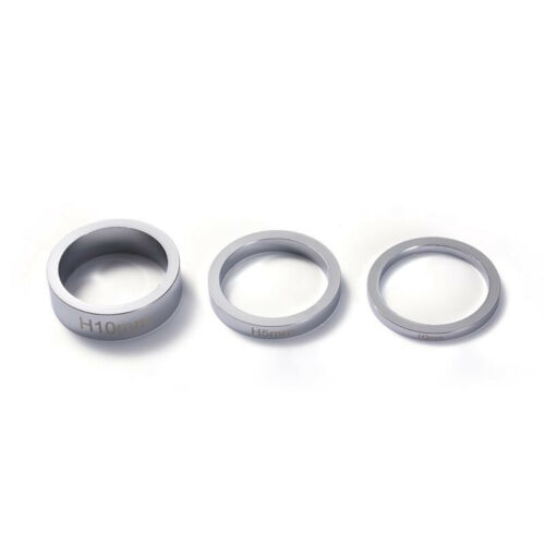 Chrome Blunt Headset Spacer Pack