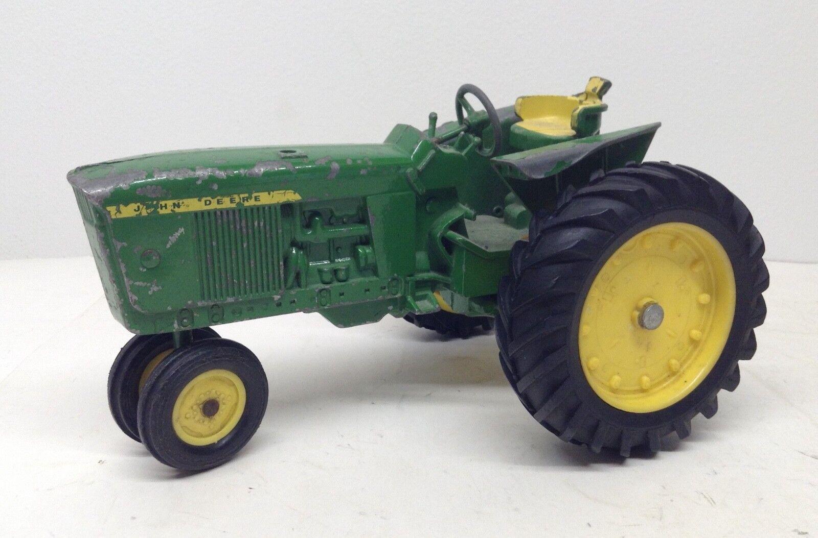 1   16. jahrgang, john deere - traktor traktor traktor w   3020 schmale heck felgen und reifen ertl ebb101