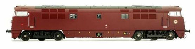 Dapol 4D - 003 - 014, instrumento Oo, locomotora hidráulica diesel de clase 52  Western Harrier