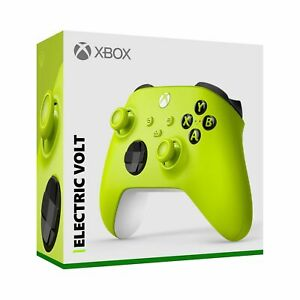 Microsoft Wireless Controller for Xbox Series X/S - Electric Volt