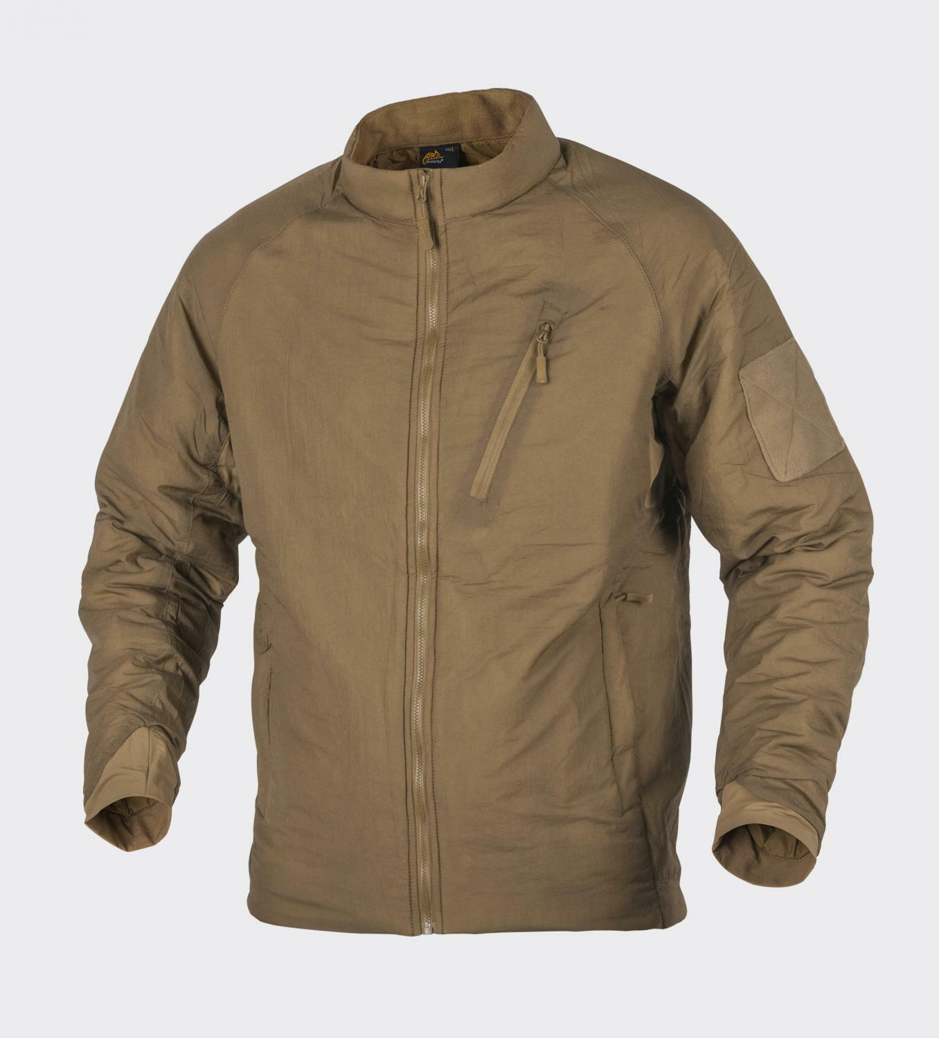 HELIKON tex wolfhound Jacket climashield apex outdoor chaqueta coyote s Small