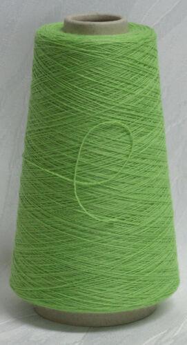 Kg grün Strickmaschine Schoeller LL 700m estragon 50/% feine Merino 20 EUR
