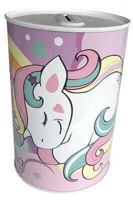 Unicorno Sigillato Soldi Latta Never Stop Dreaming Stile 4 Ebay