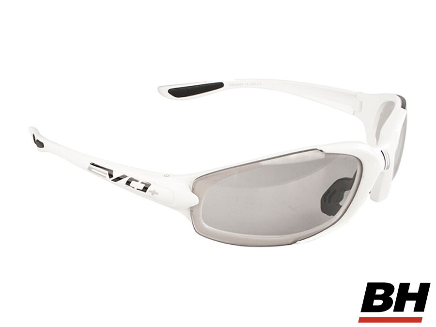 Sunglasses EVO BH photochromatic - white