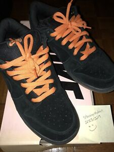 new concept 21772 297be Details about NIKE SB DUNK LOW PRO VVNDS Halloween Black Pack Pink Box Gum  Size 11 Collector