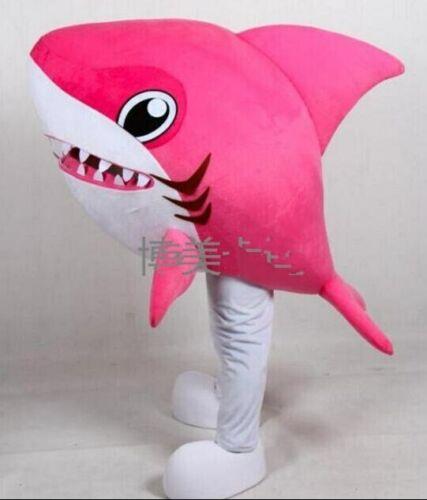 Ocean Shark Mascot Costume Party Halloween Fancy Dress Christmas Cosplay Parade