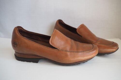 marrón pisos cuero elegante de Zapatos cuero Timberland y cómodos de 6 qEwvnfxvSp