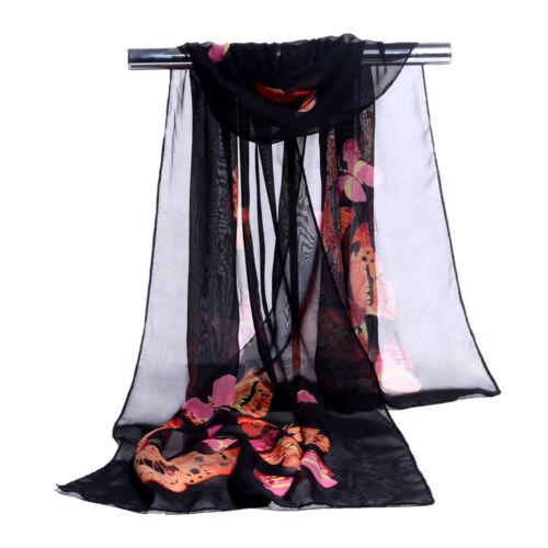 Fashion Women Chiffon Soft Wrap scarf Ladies Shawl Scarf Scarves 8 Color Option