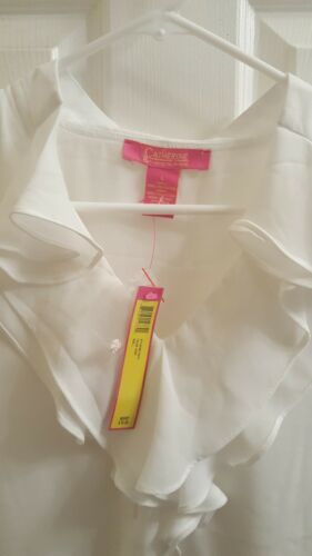 Mark Blouse L 58 Catherine Malandrino Size By Net xIYvq8I