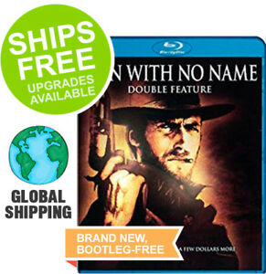 Man With No Name Double Feature, Fistful Of Dollars, Few Dollars More, NEW