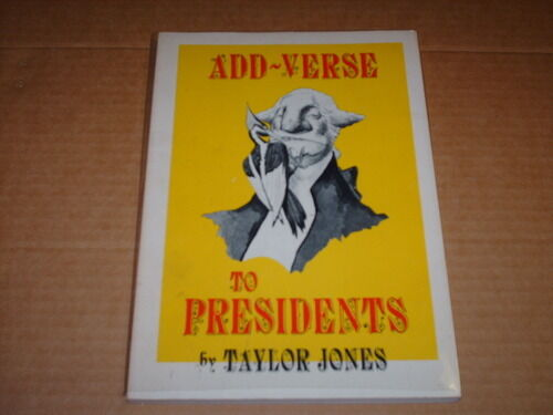 Add-verse to presidents