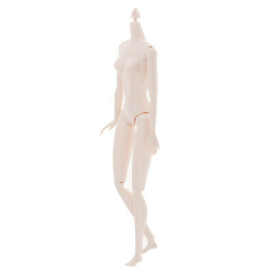 Flexible 7 Jointed Nude Body Parts for 1//6 Blythe Body Doll Custom Accessory