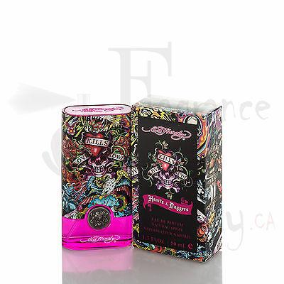 Ed Hardy Hearts & Daggers W 100Ml Woman Fragrance