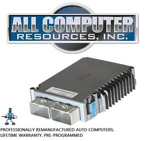 Image Is Loading Dodge Caravan Chrysler Town Country Engine Computer Pcm