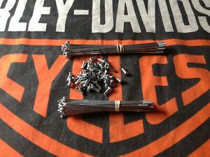 Harley WL WLA WLC XA Buchse Federstange 1 Springer Bushing spring rod 2632-31