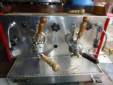 Vintage Nuova Simoneli  HANDHEBEL Espresso Maschine!
