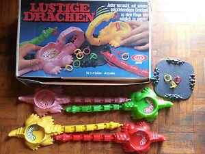 Lustige-Drachen-1982-Arxon-Vintage-Boardgame-Gioco-da-tavolo-Incompleto