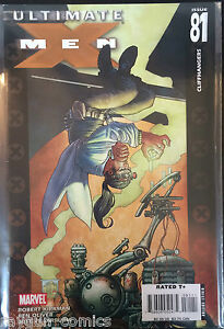 Ultimate-X-Men-81-VF-1st-Imprime-Marvel-Comics
