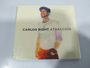 Carlos Right Attraktion 2019 Universal Digipack - CD nuevo