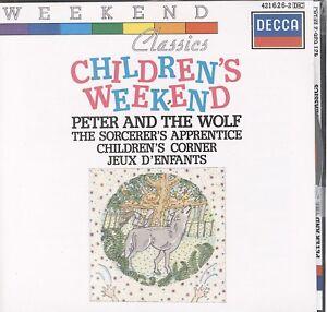Weekend-Classics-Children-039-s-Weekend-CD