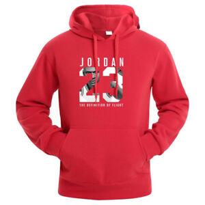 64c754b44d7 Best Men Hoodie Sweatshirts Air Legend 23 Michael Jordan Sportswear ...