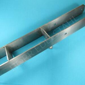 H-Anker-Pfostentraeger-600-x-60-V2A-Edelstahl-70-mm-7-cm-Pfosten-Anker-Gabelweite
