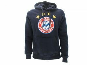Felpa con cappuccio per bambini FC Bayern München Sport e tempo ...