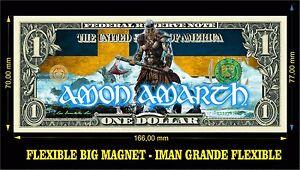 Amon-Amarth-jomsviking-IMAN-BILLETE-1-DOLLAR-BILL-MAGNET