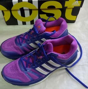 online retailer d2fe8 e73a8 Image is loading Adidas-Women-039-s-Supernova-Sequence-Boost-7-