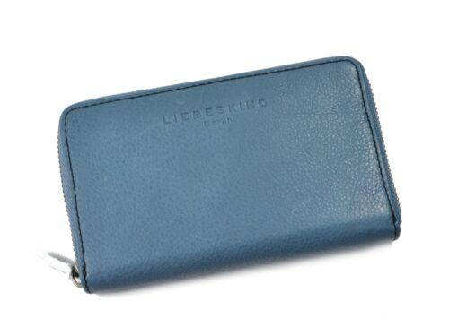 Liebeskind Ladies Isabella B Leather Medium Zip Around Wallet Pick A Color
