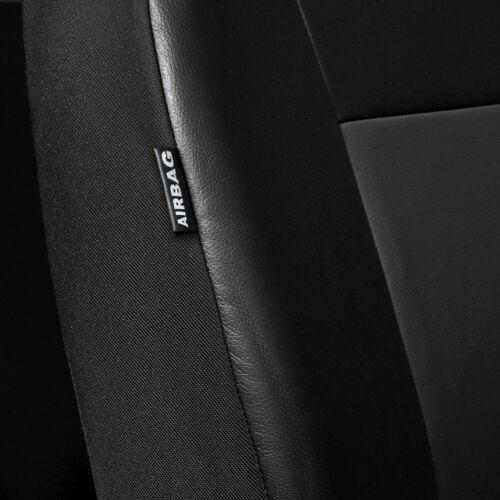 Skoda Rapid Grau Universal Sitzbezüge Sitzbezug Auto Schonbezüge COMFORT