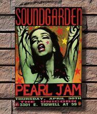 Art Poster Chris Cornell Soundgarden Singer Music Star 36 27x40inch Wall Silk N3