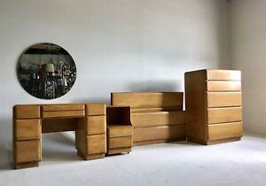 Russel Wright Mid Century Modern Bedroom Vanity Dresser