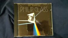 GLASS PHILIP  - THE ESSENTIAL. CD SONY