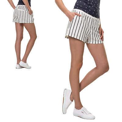 Aus Dem Ausland Importiert Vero Moda Damen Shorts Sommershorts Freizeitshorts Loose Fit Leinen Kurze Hose Ohne RüCkgabe
