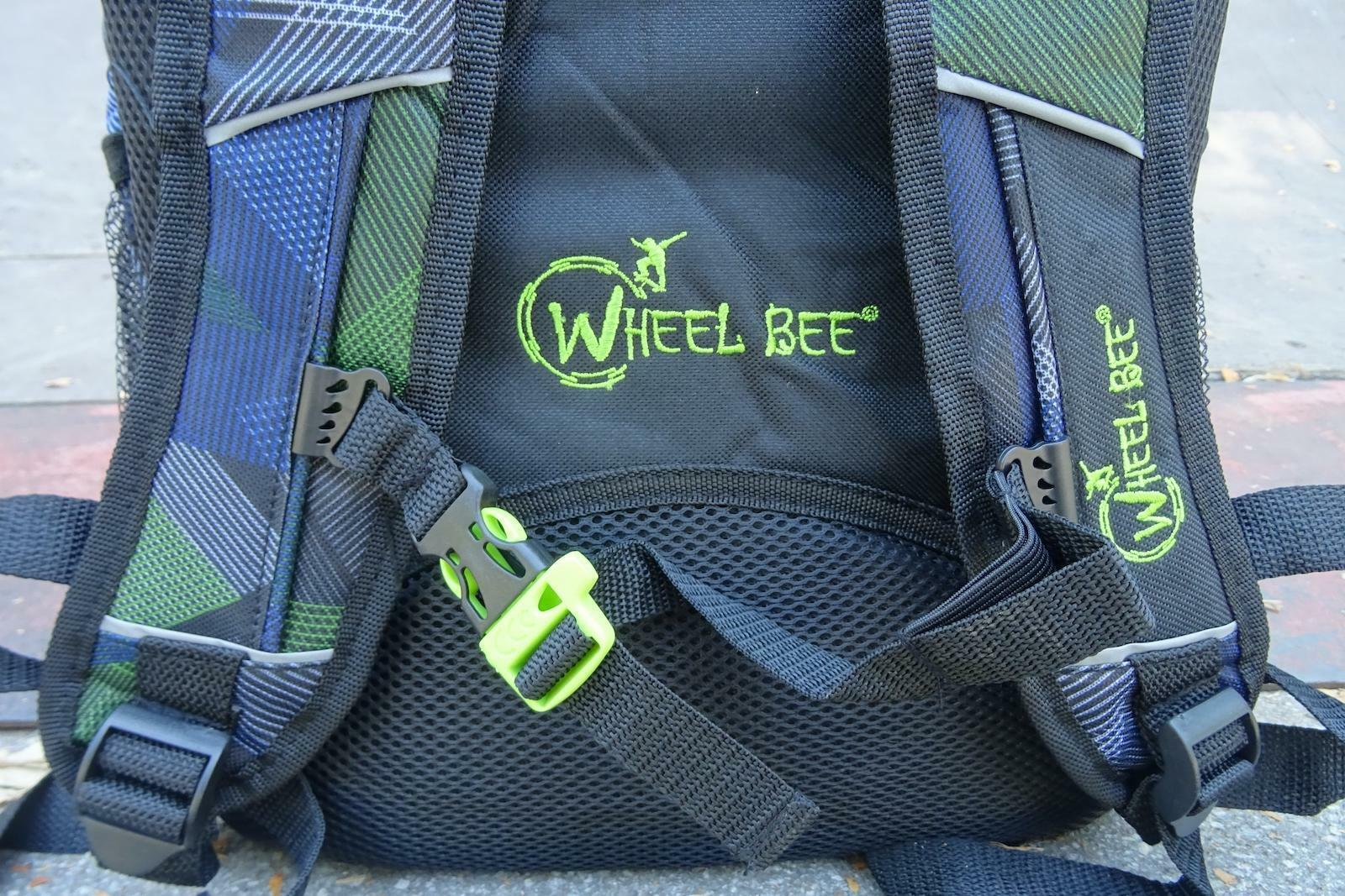 WHEELBEE Sports Backpack School Work Cycling Rucksack Bag For Kids Mens Womens