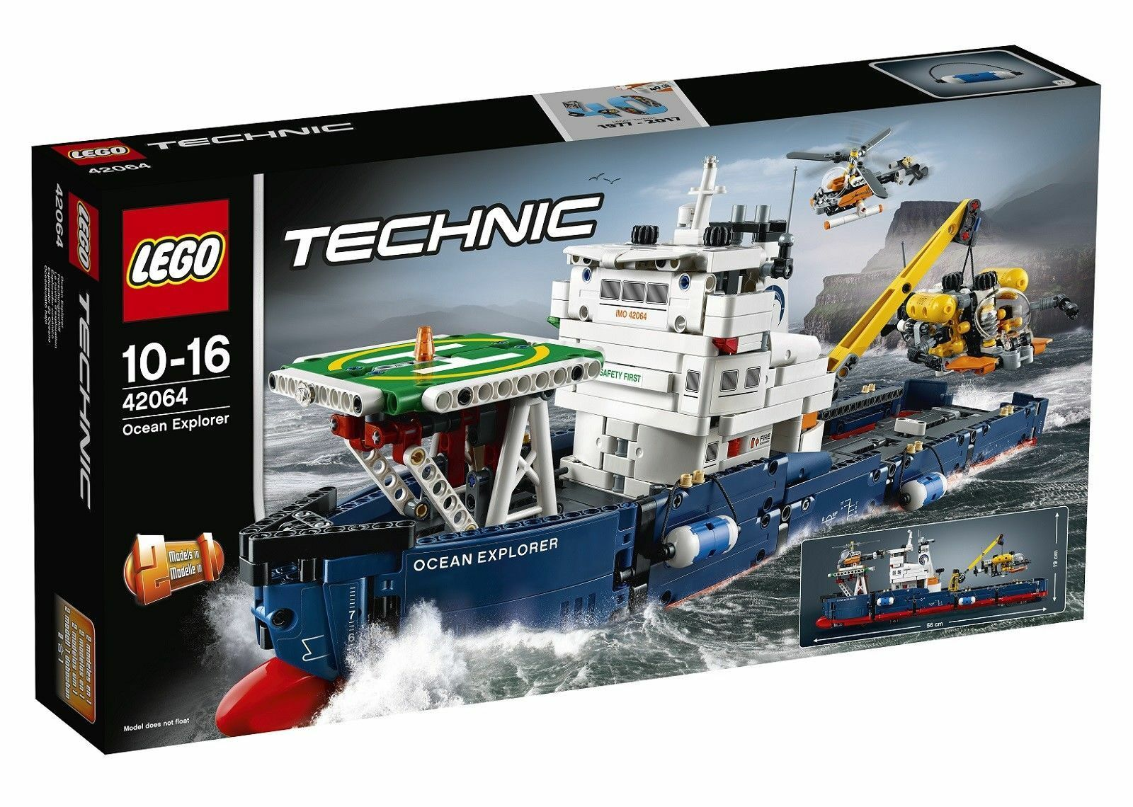 LEGO Technic 42064 Ocean Explorer – – – New & Sealed Retirot lot2 80f20b