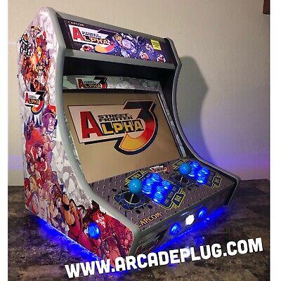 Street Fighter Alpha 3 Bartop Multicade Arcade 10 000 Games