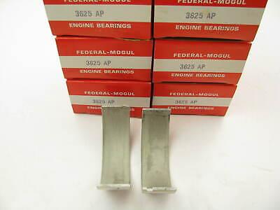 Federal Mogul 4-68155CP Connecting Rod Bearings Standard 1981-86 VW Audi 1.6L