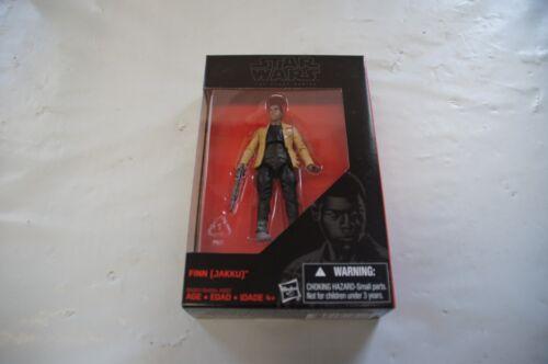 """Hasbro Star Wars The Black Series Finn B5007 3.75/"""" Action Figure New Jakku"""